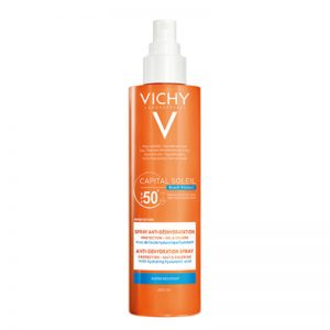 Vichy capital soleil spf50 anti-dehydration spray 200ml