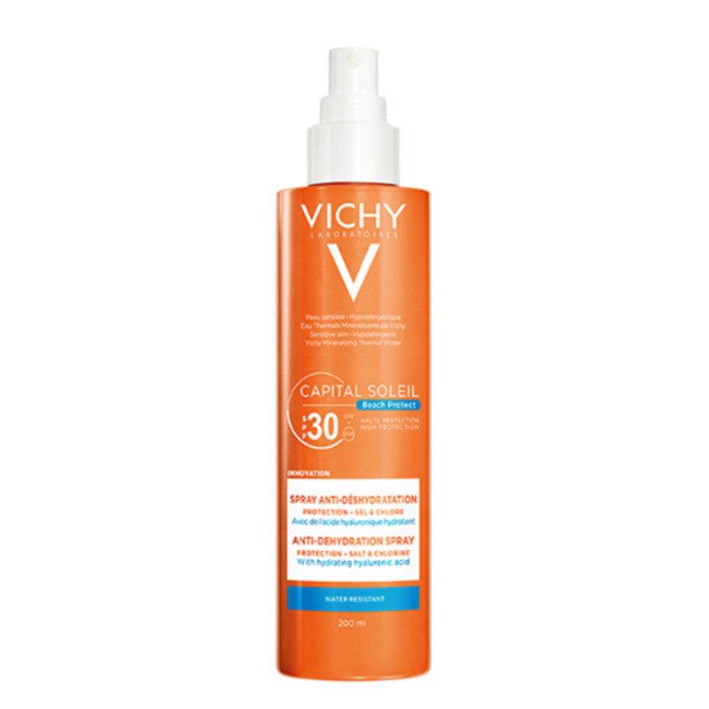 Vichy capital soleil spf30 anti-dehydration spray 200ml