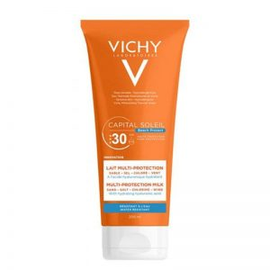 Vichy capital soleil spf30 multi-protection milk 200ml