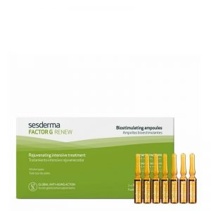 Sesderma factor g renew ampoules 7x2ml