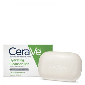 Cerave hydrating cleanser bar 128g