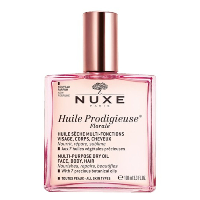 Nuxe huile prodigieuse floral dry oil face, body and hair 100ml