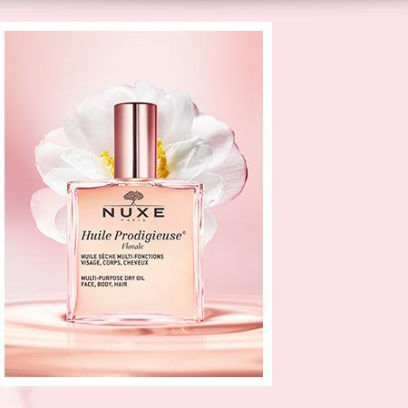 Giveaway Nuxe Huile Prodigieuse Florale