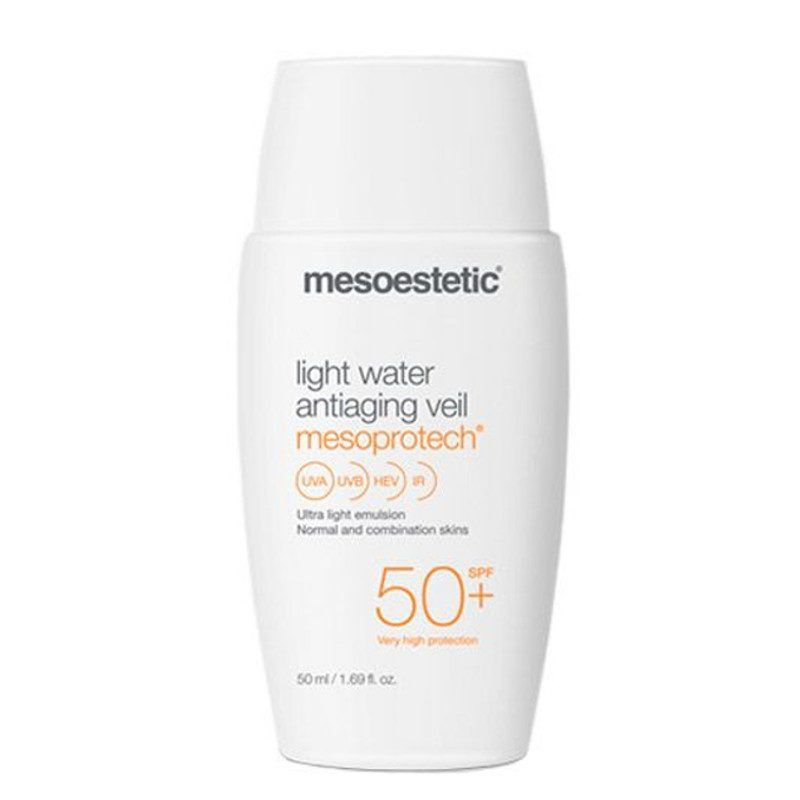 Mesoestetic mesoprotech light water antiaging veil spf50 50ml