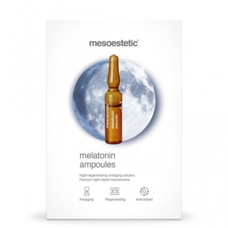 Mesoestetic melatonin anti-age ampoules 10x2ml