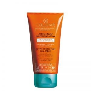 Collistar Active Protection SPF30 body sun cream 150ml