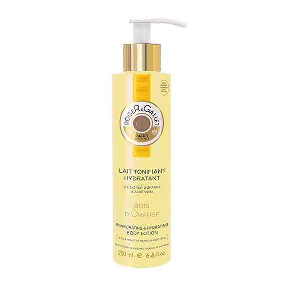 RogerGallet bois d'orange body lotion 200ml