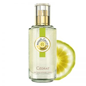 RogerGallet cédrat fresh fragrant water 100ml