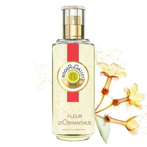 RogerGallet fleur d'osmanthus fresh fragrant water 100ml
