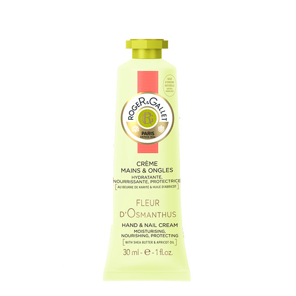 RogerGallet fleur d'osmanthus hand and nail cream 30ml