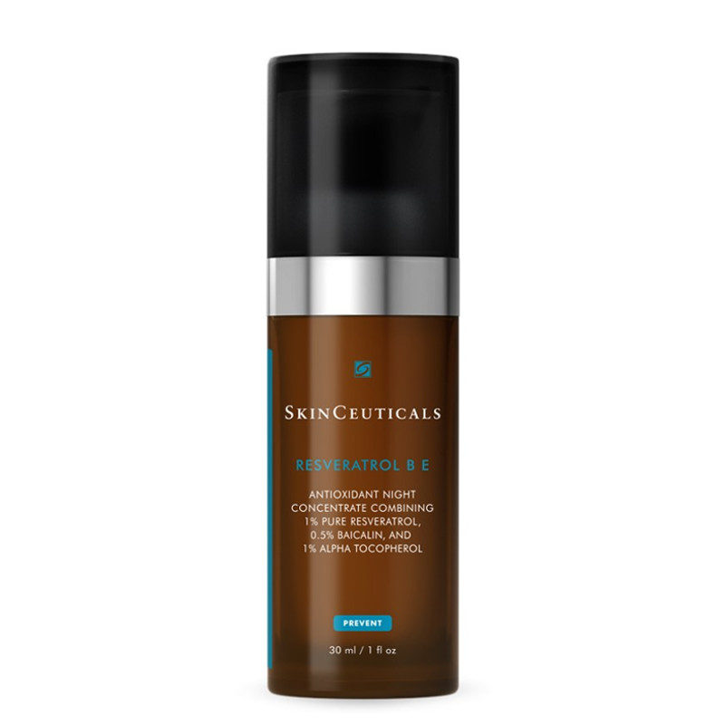 Skinceuticals resveratrol b e antioxidant night concentrate 30ml