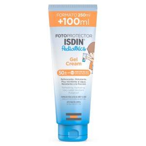 Isdin fotoprotector pediatrics gel-cream spf50+ 250ml