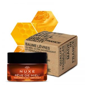 "Nuxe Rêve de Miel Honey Lip Baume Ed ""Sponsoring Beehives"" 15g"