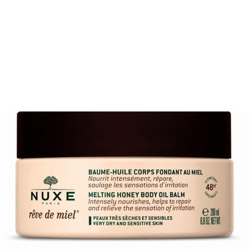 Nuxe Rêve de Miel Melting Honey Body Oil Balm 200ml