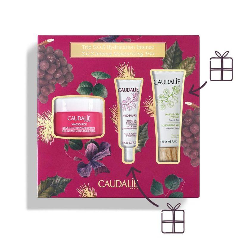 Caudalie Vinosource SOS Nourishing Gift Set