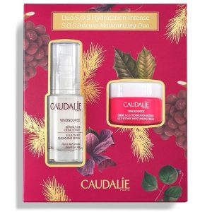 Caudalie vinosource sos moisturizing gift set