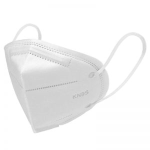Disposable face mask KN95 FFP2 / N95 respirator