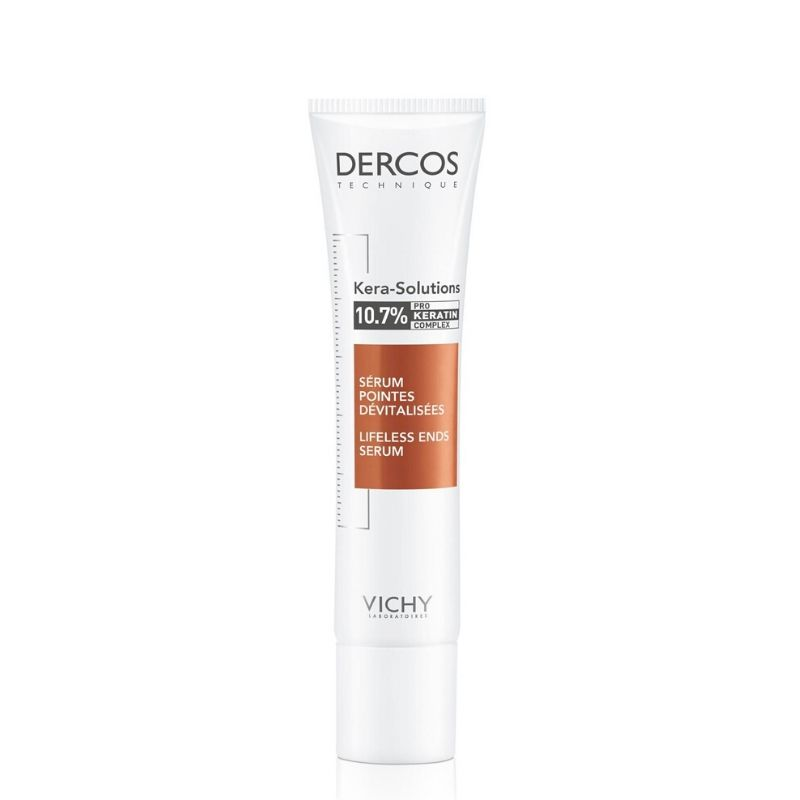 Vichy dercos kera-solutions leave-in for damaged hair 40ml