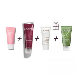 4 mini best-sellers for all Caudalie purchases worth € 25 or more.