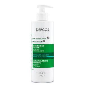 Vichy dercos anti-dandruff ds shampoo for oily hair 200ml