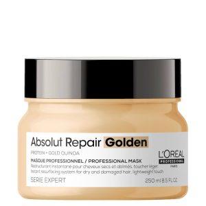 Loreal Professionnel Serie Expert Absolut Repair Golden Mask 250ml 8.4fl.oz
