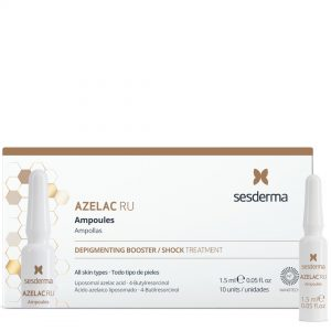 Sesderma Azelac Ru Depigmenting Booster Ampoules 10x1,5ml