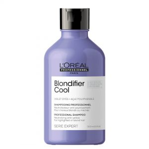 Loreal professionnel série expert blondifier cool shampoo blonde hair 300ml