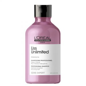 Loreal professionnel série expert liss unlimited shampoo anti-frizz 300ml