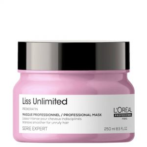 Loreal professionnel série expert liss unlimited mask anti-frizz 250ml