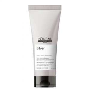 Loreal professionnel série expert silver neutralising cream grey and white hair 200ml