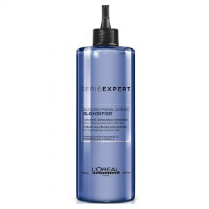Loreal professionnel série expert blondifier instant resurfacing concentrate blonde hair 400ml