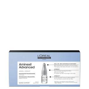 Loreal Professionnel Série Expert Aminexil Advanced Programme 10x6ml
