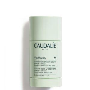 Caudalie vinofresh vegan deodorant in stick 50g