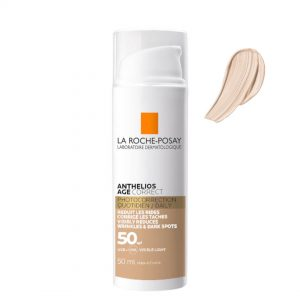 La Roche Posay Anthelios Age Correct Tinted Facial Sunscreen SPF50 50ml