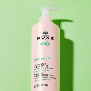 Nuxe rêve de thé revitalising and moisturising milk 200ml