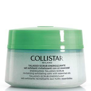 Collistar energizing talasso-scrub 300g