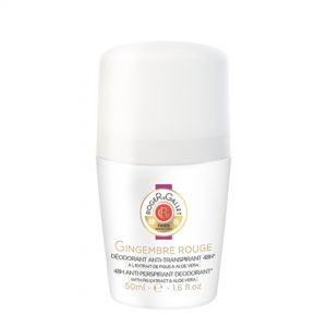 Roger&Gallet gingembre rouge anti-perspirant 48h roll-on 50ml