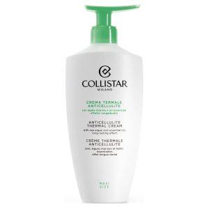 Collistar thermal cream anti cellulite care 400ml