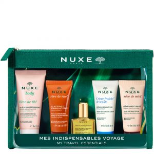 Nuxe my travel essentials bag